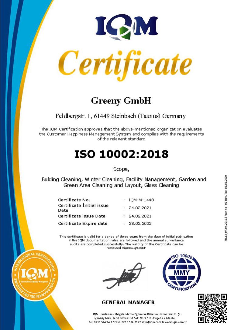 FR.13 Yönetim Sistem Sertifikası GREEN_2